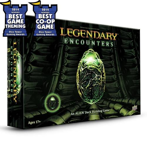 Legendary® Encounters: An ALIEN™ Deck Building Game - Upper Deck