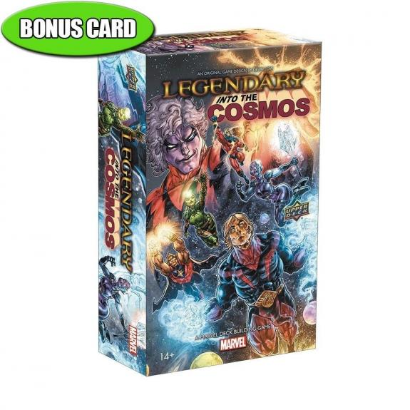 Legendary® Into the Cosmos: A Marvel Deck Building Game Deluxe Expansion - Upper Deck
