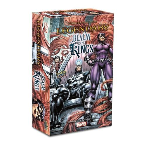 Legendary® Realm of Kings: A Marvel Deck Building Game Expansion - Upper Deck