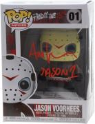 Ari Lehman Friday the 13th Autographed Jason #1 Funko Pop!