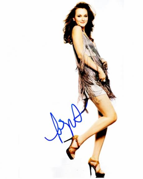 Leighton Meester - Signed - Autographed Gossip Girl 8x10 inch Photo - Guaranteed to pass BAS
