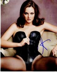 Leighton Meester - Signed - Autographed Gossip Girl 8x10 inch Photo - Guaranteed to pass PSA/DNA or JSA