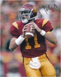 """Matt Leinart USC Trojans 8"""" x 10"""" Autographed Photograph"""
