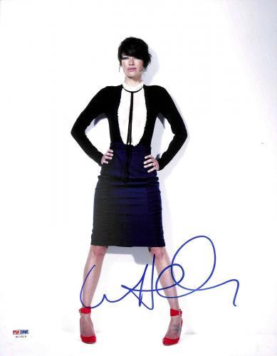 Lena Headey Game Of Thrones Signed 11X14 Photo PSA/DNA #W11819