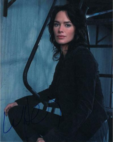 Lena Headey Signed Autograph 8x10 Photo - Cersei Lannister Game Of Thrones Babe
