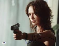 Lena Headey Terminator Signed 11X14 Photo Autographed PSA/DNA #W11818