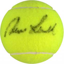 Ivan Lendl Autographed Tennis Ball