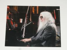 Leon Russell Signed 11x14 Photo Rare Legend Elton John