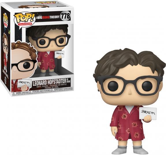 Leonard Big Bang Theory #778 Funko TV Pop!
