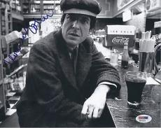 Leonard Cohen Signed 8x10 Photo Folk Rock Poet Songwriter Autograph Psa/dna Coa
