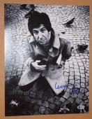 Leonard Cohen Signed Autographed 11x14 Photo Beckett BAS COA