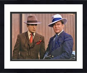 Leonard Nimoy and William Shatner Signed - Autographed STAR TREK 8x10 inch Photo - Mr. Spock and Captain Kirk - Guaranteed to pass BAS or BAS