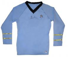 Leonard Nimoy Signed Star Trek Spock Shirt