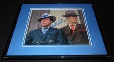 Leonard Nimoy & William Shatner Dual Signed Framed 8x10 Photo Star Trek