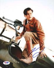 Leonardo DiCaprio Autographed Signed 8x10 Photo The Aviator PSA/DNA #Q91330