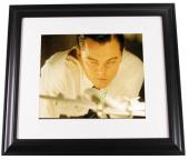 Leonardo Dicaprio Autographed Signed Marked 11x14 Photo AFTAL