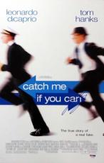 Leonardo DiCaprio Autographed Signed Mini Poster Catch Me PSA/DNA #T14592