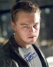 Leonardo DiCaprio Autographed THE DEPARTED 8x10 Photo