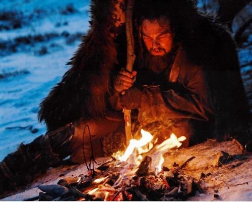 Leonardo DiCaprio Signed - Autographed The Revenant 8x10 inch Photo - Guaranteed to pass PSA or JSA - Best Actor Academy Award Winner