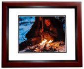 Leonardo DiCaprio Signed - Autographed The Revenant 8x10 inch Photo MAHOGANY CUSTOM FRAME - Guaranteed to pass PSA or JSA - Best Actor Academy Award Winner