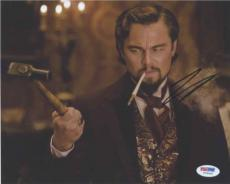 LEONARDO DICAPRIO Django Autographed Signed 8x10 Photo Certified PSA/DNA