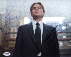 Leonardo DiCaprio Inception Autographed Signed 8x10 Photo Authentic PSA/DNA COA