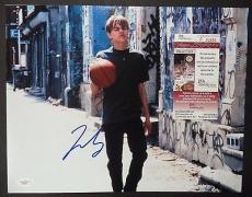 Leonardo Dicaprio Movie Legend Jsa Coa Autographed Signed 11x14 Photo Rare L@@k