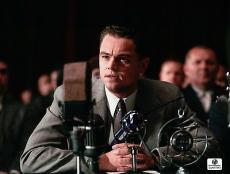 Leonardo DiCaprio Signed 8X10 Photo Autograph J. Edgar Microphones GV687940