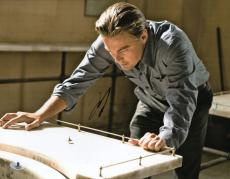 Leonardo DiCaprio Signed Authentic Autographed 11x14 Photo BECKETT #B10350