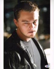 Leonardo DiCaprio Signed Auto'd 11x14 Photo PSA/DNA COA