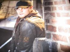 LEONARDO DICAPRIO SIGNED AUTOGRAPH 11x14 PHOTO THE DEPARTED PROMO RARE IN PERSON