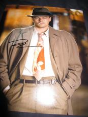 LEONARDO DICAPRIO SIGNED AUTOGRAPH 8x10 PHOTO DEPARTED PROMO IN PERSON COA NY Z