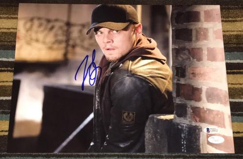 "Leonardo Dicaprio Signed Autograph ""the Departed"" Classic 11x14 Photo Jsa Bas"