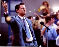 Leonardo DiCaprio Signed - Autographed The Wolf of Wall Street 8x10 inch Photo - Guaranteed to pass PSA or JSA