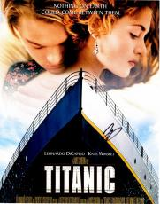 Leonardo DiCaprio Signed - Autographed TITANIC 11x14 inch Photo - Guaranteed to pass PSA or JSA - Mini Movie Poster