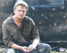 Leonardo Dicaprio Signed Blood Diamond Authentic 11x14 Photo (PSA/DNA) #Q31097