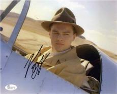 Leonardo DiCaprio The Aviator Autographed Signed 8x10 Photo Certified JSA COA