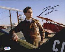 Leonardo DiCaprio The Aviator Autographed Signed 8x10 Photo Certified PSA/DNA
