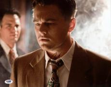 Leonardo Dicaprio The Aviator Signed 11X14 Photo PSA/DNA #Q85649