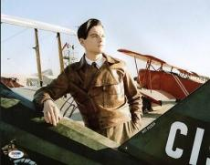 Leonardo Dicaprio The Aviator Signed 11x14 Photo Psa/dna #w24415