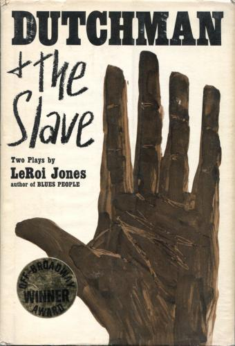 LeRoi Jones Amiri Baraka Dutchman & Slave Signed Autograph 1st Edition HB Book