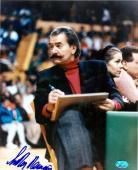 Leroy Neiman autographed 8x10 Photo (Sports Artist) (Blue Sharpie)