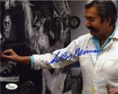 Leroy Neiman Autographed Signed 8x10 Photo Certified Authentic JSA AFTAL COA