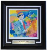 Leroy Neiman Framed 10x11 Frank Sinatra Art Print