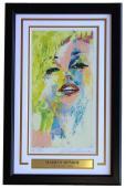 Leroy Neiman Framed 9x16 Marilyn Monroe Art Print