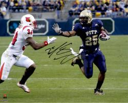 "LeSean McCoy Pittsburgh Panthers Autographed 16"" x 20"" vs. Louisville Cardinals Photograph"