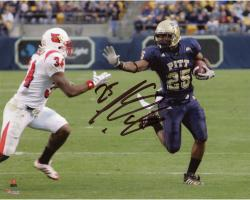 "LeSean McCoy Pittsburgh Panthers Autographed 8"" x 10"" vs. Louisville Cardinals Photograph"