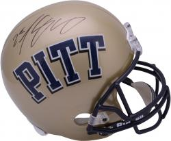 LeSean McCoy Pittsburgh Panthers Autographed Riddell Replica Helmet