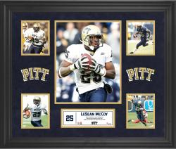 LeSean McCoy Pittsburgh Panthers Framed 5-Photo Collage