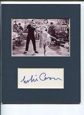 Leslie Caron An American in Paris Signed Autograph Photo Display W/ Gene Kelly
